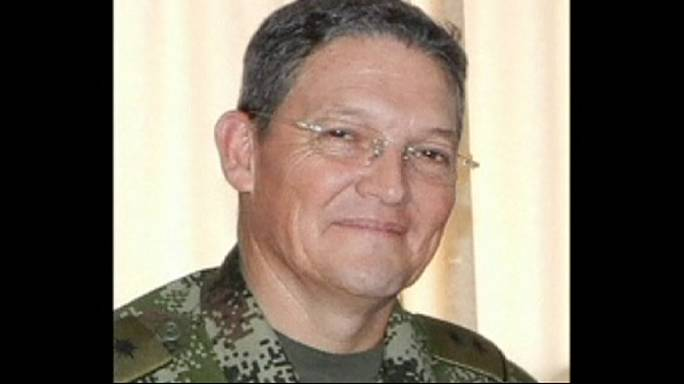 Columbia FARC rebels confirm they are holding army general