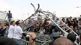 Desmanteladas parte de las barricadas en Hong Kong por orden judicial