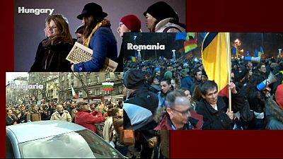 La e-revolución moviliza a todas las generaciones en Europa del Este