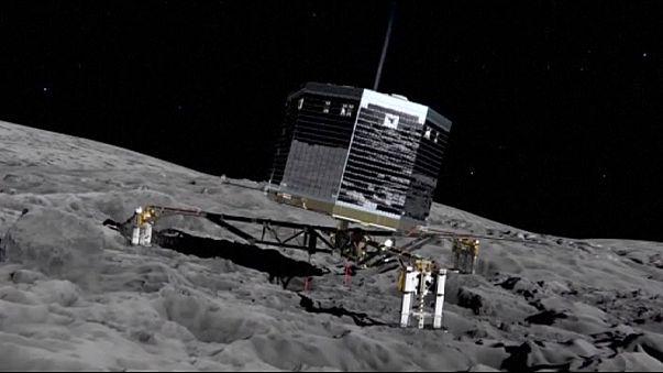 """Spazio: Philae """"annusa"""" molecole organiche sulla cometa"""