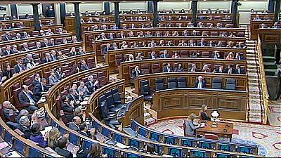 Le Congrès espagnol appelle à reconnaître la Palestine