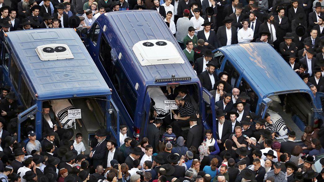 Zahl der Opfer bei Anschlag auf Synagoge auf fünf gestiegen