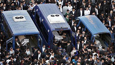 Máxima alerta en Jerusalén tras el asesinato de 5 israelíes en una sinagoga