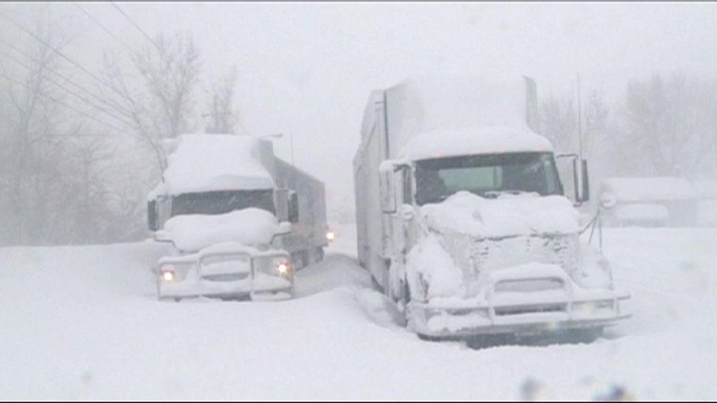 EEUU se congela