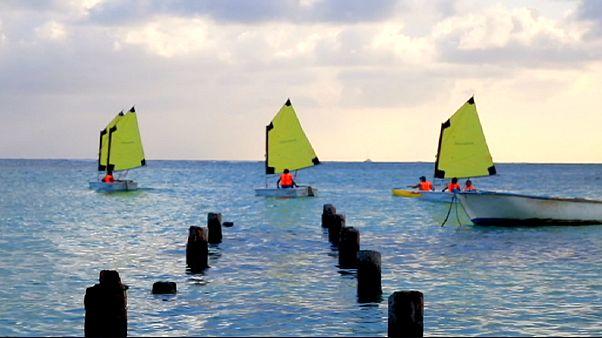 """""""Route du Rhum"""" sorgt für Begeisterung auf Guadeloupe"""