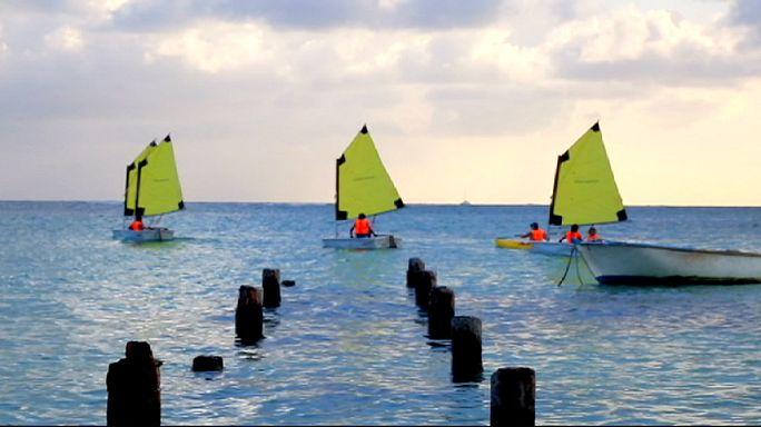 Guadeloupe geleceğin yelkencilerini yetiştiriyor