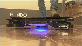 Hendo, la primera tabla flotante