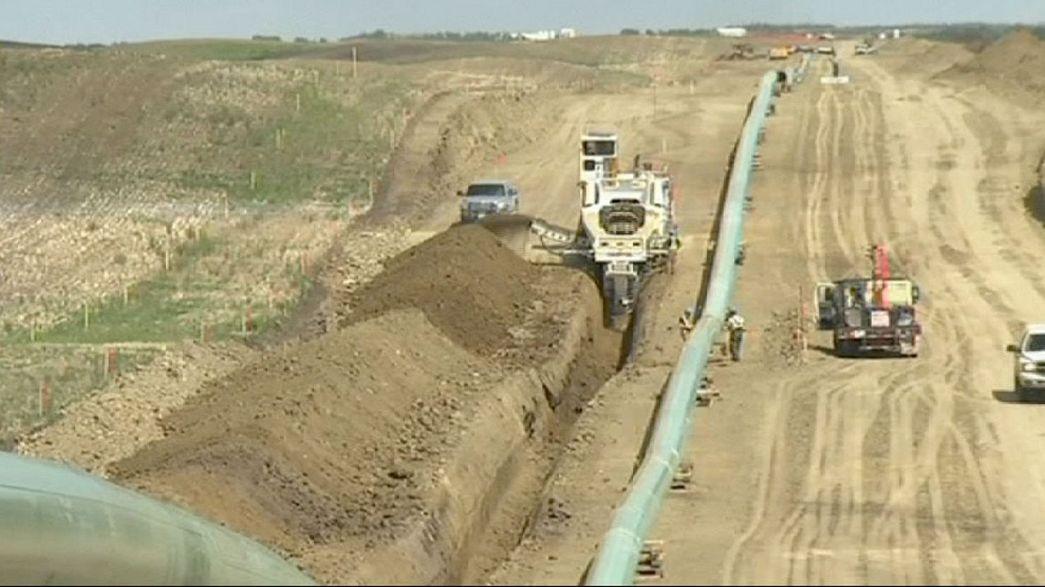 Сенат США не принял законопроект по строительству нефтепровода Keystone XL