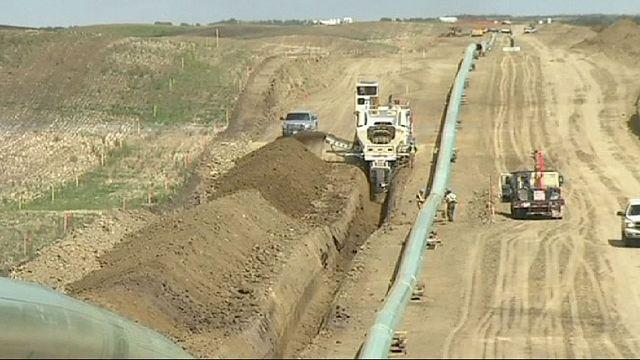 US senate defeats controversial Keystone XL pipeline bill