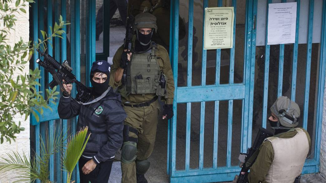 Jerusalén se blinda tras el ataque de ayer en la sinagoga de Har Nof