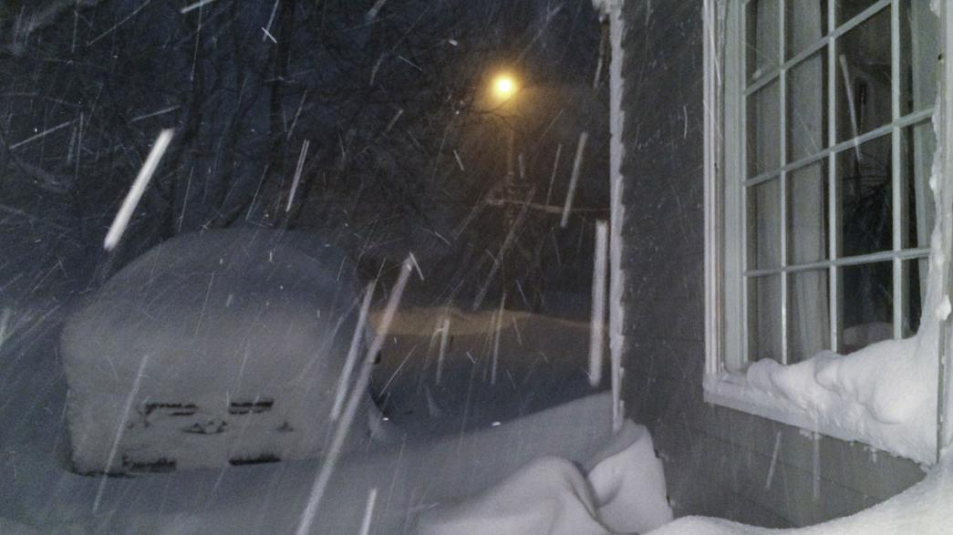 New York'ta kar fırtınası alarmı