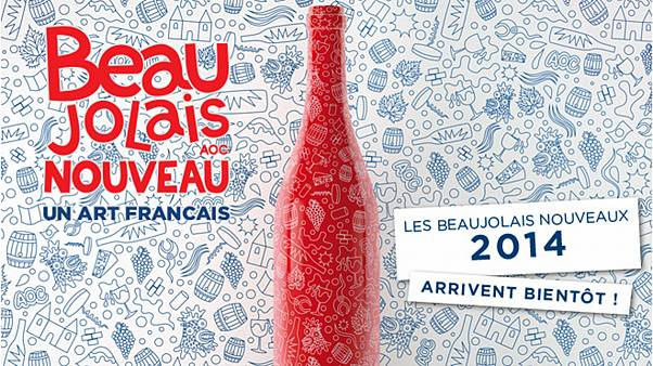 H «Πρωτοχρονιά» του κρασιού με την άφιξη του Beaujolais Nouveau!