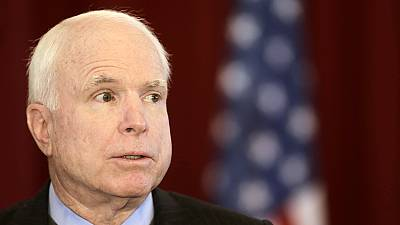 What will you ask US Senator John McCain?