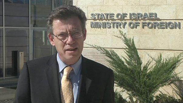 اسرائيل تعرب عن خيبة املها بقرار البرلمان الاسباني الاعتراف بدولة فلسطين