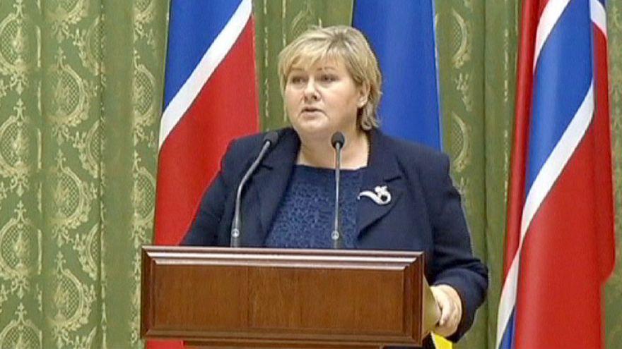 Norvég segítség Ukrajnának