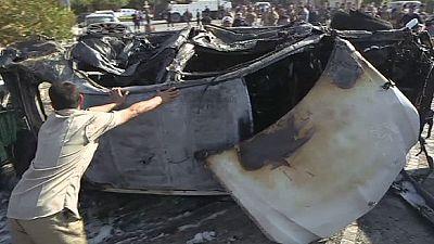 Irak: cinco muertos en un atentado suicida en Erbil