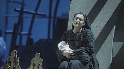 """Uraufführung der griechischen Oper """"Die Mörderin"""""""