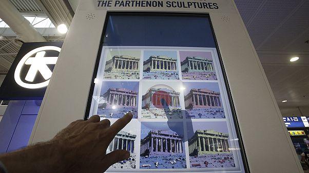 Ψηφοφορία για τα γλυπτά του Παρθενώνα  στο αεροδρόμιο «Ελ. Βενιζέλος»
