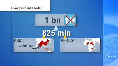 Welt-Toiletten-Tag: 2,5 Milliarden Menschen haben kein richtiges Klo