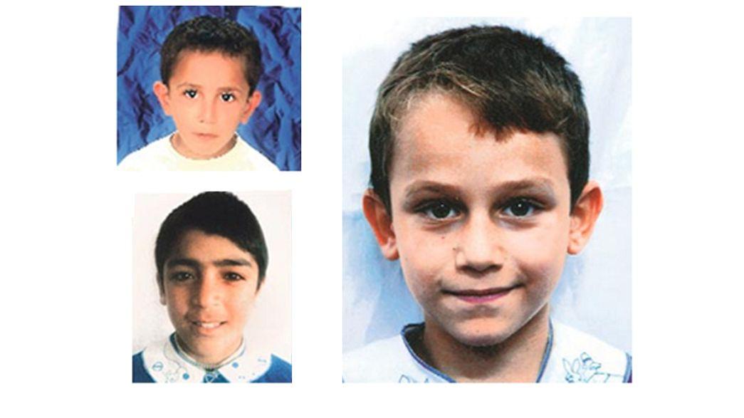 Bolsas de plástico para combatir la desaparición de niños en Turquía