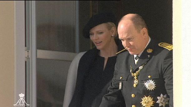 Monaco's National Day gets news of Rainier Twins