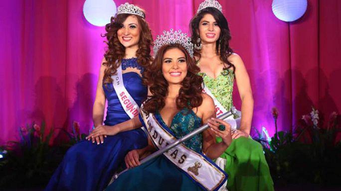 Honduras güzellik kraliçesi ölü bulundu