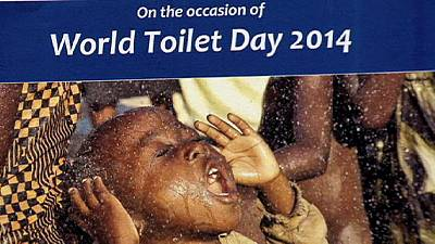 MEPs back World Toilet Day