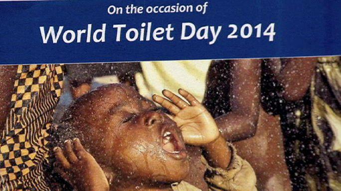 Hosszútávú programokat sürgettek a nemzetközi toalett-napon