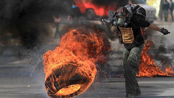 """Kudüs, Orta Doğu'nun barut fıçısı"""