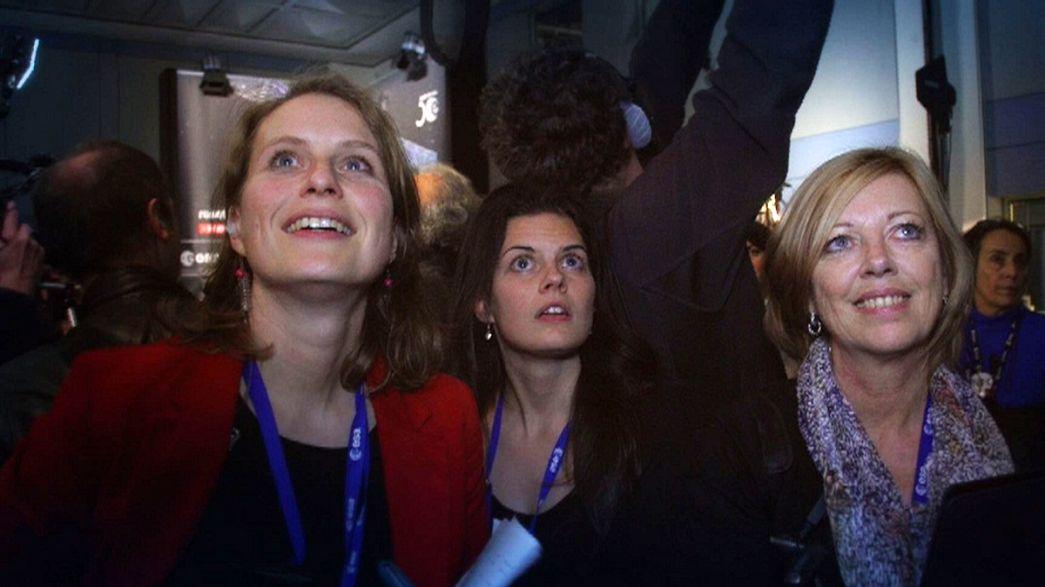"""La aventura de Philae: """"¡Aterrizamos en el cometa!"""""""