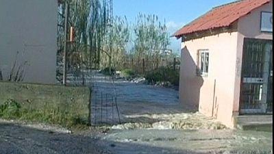 مقتل ثلاثة اشخاص جراء الفيضانات في البانيا