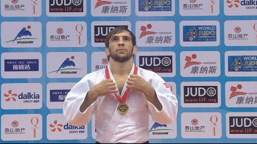 Judo: a Qingdao è la giornata delle prime volte