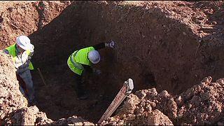 A la recherche des restes de Garcia Lorca