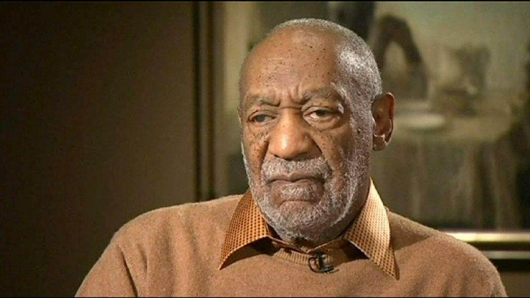 Bill Cosby nach Vergewaltigungsvorwürfen vom Bildschirm verbannt