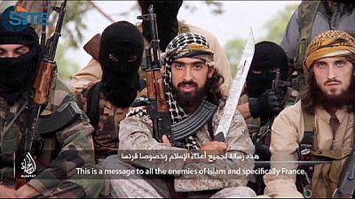 Des djihadistes français de l'EI appellent à frapper l'Hexagone