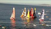 Volvo Ocean Race fleet set sail for Abu Dhabi