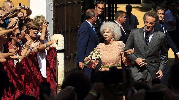 Spagna: addio alla duchessa d'Alba, la più aristocratica del mondo