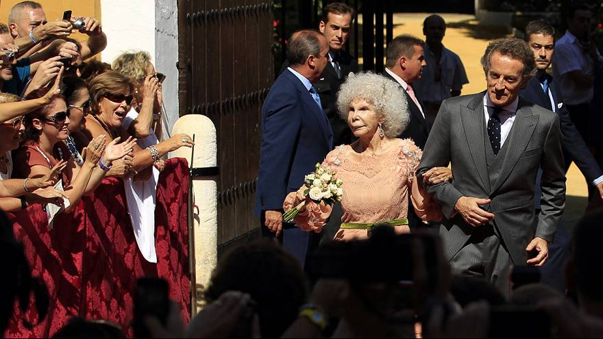 Duchess of Alba, a rich and full life