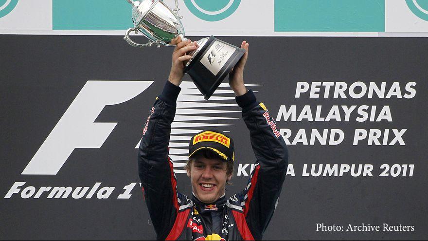 Vettel fährt für Ferrari