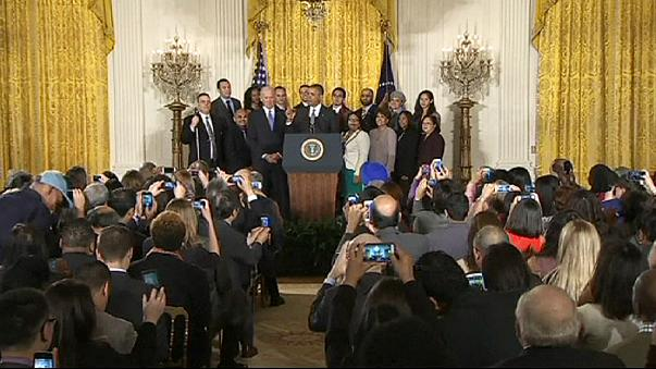 ABD'de milyonlarca kaçak göçmenin gözü Obama'da