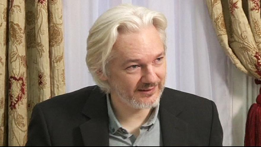 Swedish court upholds arrest warrant against Julian Assange