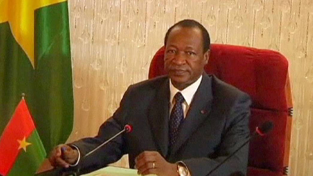 Blaise Compaore reportedly leaves Ivory Coast