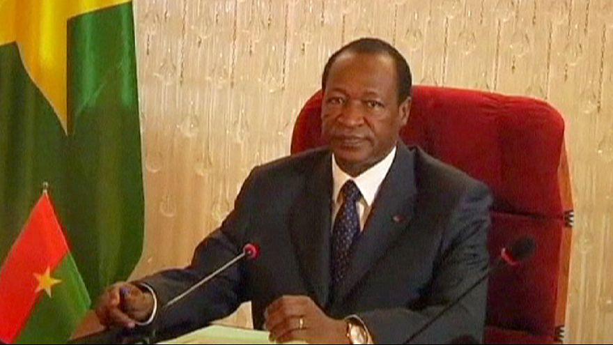 Burkina Faso elnöke elhagyta Elefántcsontpartot