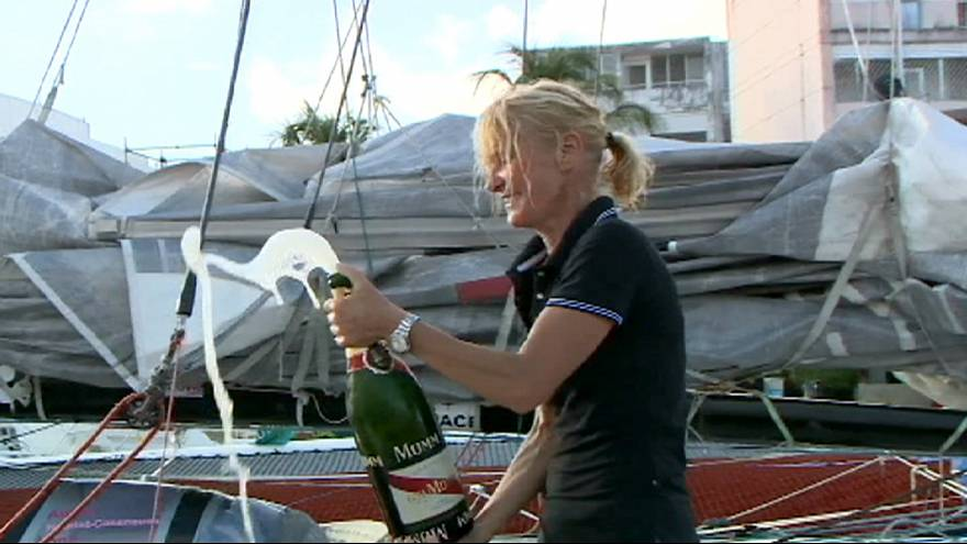 Route du Rhum: Caseneuve maintains Rhum Class lead