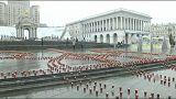 بايدن في كييف للمشاركة في الذكرى السنوية الاولى لأحداث ميدان الاستقلال