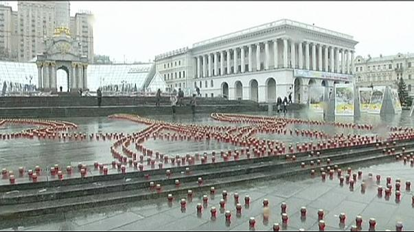 Ucrânia: Joe Biden em Kiev para celebrar Maidan