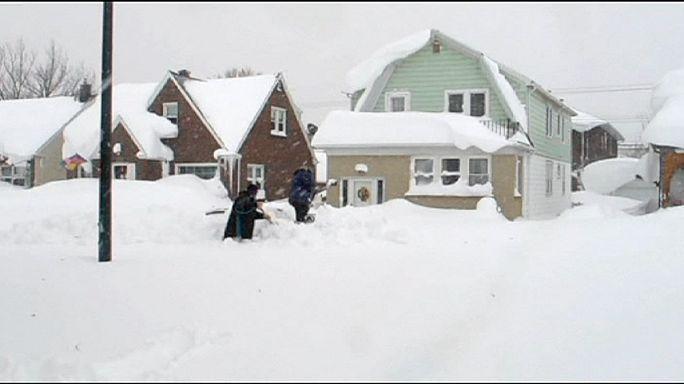 La tempête de neige fait dix morts à Buffalo