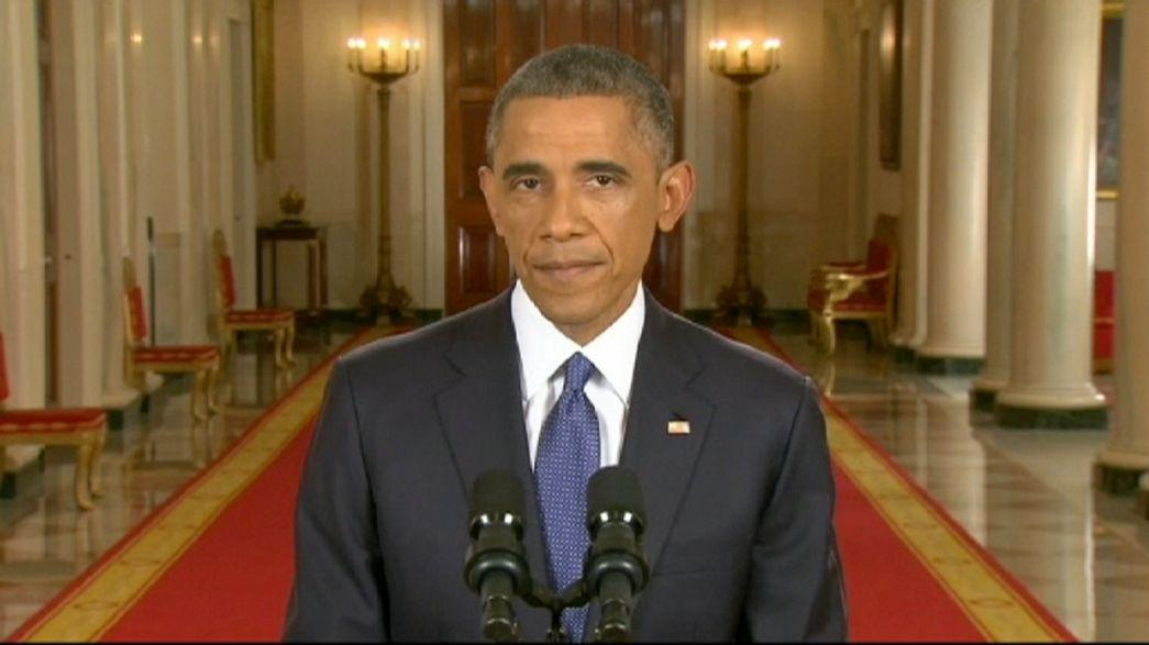 Barack Obama envisage la régularisation de cinq millions de clandestins