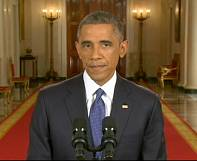 Obama offer to illegal migrants: 'come out of the shadows'