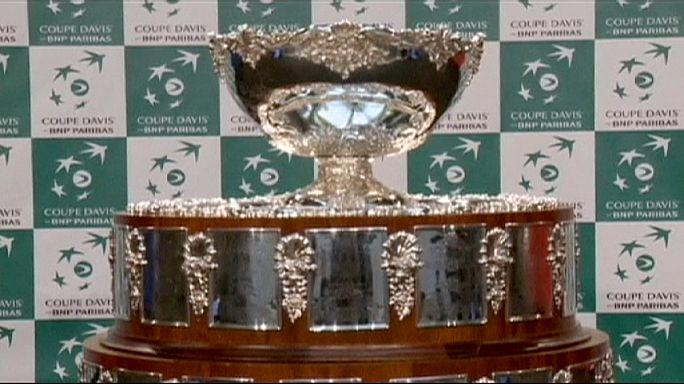 Federer játszik a Davis-kupa döntőben